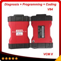 Code Reader ford vcm ids - 2015 New Arrival Best Quality Multi Language Professional Ford VCM II IDS V94 Diagnostic Tool VCM Scanner for Ford Mazda In stock