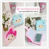 Wholesale Little Twin Stars Gemini Couples bus card credit card package bit card package bank card package