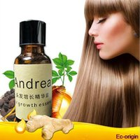 Wholesale 20ml Andrea Hair Growth Liquid dense fast sunburst Essence Oil Anti Hair Loss Liquid Products Hair Care GI2002
