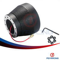 Wholesale PQY STORE Racing Steering Wheel Hub Adapter Boss Kit for BMW E30 PQY HUB E30