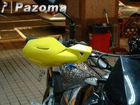 Wholesale Yellow Handguard Dirt Bike ATV MX Motocross Motorcycle Hand Guards Handguard W Mount Kit For KTM SX XC XC W EXC SMR pazoma