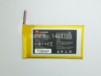 Wholesale The original built in Tablet PC battery for huawei Mediapad S7 U C W S7 W U S7 HB3G1 HB3G1H battery