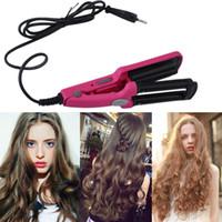 Precio de Inicio peinado del cabello-Linda práctica eléctrico cabello rizado Styling Herramientas Home o Professional Uso Venta caliente