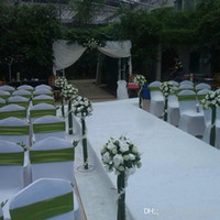 Wholesale Hot sale White spandex Wedding Party chair covers White spandex lycra chair cover for Wedding Party Banquet many color