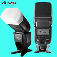 flash light diffuser - VILTROX JY A Universal LCD Flash Speed light for Canon Nikon Pentax Olympus Cameras with Free Bounce Diffuser