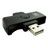 Wholesale Portable Smart Card USB ACR38U N1 CAC Common Access Card Reader Writer ID SCM Smart Fold