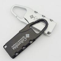 Wholesale High Quality Coded Lock Mini Lock Luggage Anti theft Lock Alloy Password Hook