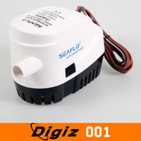 automatic bilge pumps - 12V Seaflo Submersible Automatic Bilge Pump GPH Marine Equipment Pump With Retail Box and Manual CARS0229
