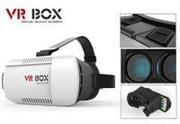 Wholesale Head Mount Plastic VR BOX Version VR Virtual Reality Glasses Rift Google Cardboard D Movie for quot quot Smart Phone D glasses