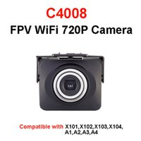Wholesale MJX C4008 FPV P Real Time Aerial WIFI Camera for X101 X102 X103 X600 X400 RC Drone Airplane Camera