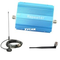 Wholesale 2015 Hot G MHz mhz GSM CDMA Mobile Phone Cell Phone signal Booster Repeater gain db with external antenna