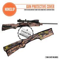 Wholesale Xhunter Gun Stock Cover Rifle Shotgun Protective Cloth Neoprene Camo Nonslip