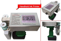 Wholesale protable handheld high quality Inkjet printer code printing machine
