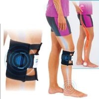 Wholesale Black Beactive Pressure Brace Point Pad Leg Pain Acupressure Sciatic Nerve JJ