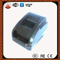 Wholesale mini mm thermal receipt printer ticket printer pos billing printer USB Interface for restaurant retailer