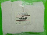 batting pads - wicking japanese cotton muji organic cotton unbleached cotton Pad Wick Nature Cotton for bat rda rba Atomizer coil build Rebuildable DIY DHL