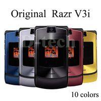 t-mobile cell phones - 100 Original RAZR V3i Unlocked GSM ATT T Mobile Cell Phone Mobile MP3 Video MP Camera Colors