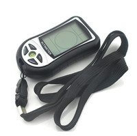 Wholesale In Digital Compass Altimeter Barometer Thermometer Weather Height Gauge Meter tester Measure with Back light