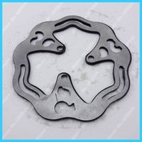 49cc gas scooter - 120mm water cooled pocket bike brake disc for cc cc cc gas scooter and electric scooter mini dirt bike atv quad order lt no track