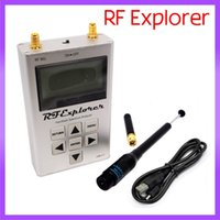 Wholesale RF Explorer G Combo MHz handheld digital spectrum analyzer with a transport EVA carry case Pocket for free