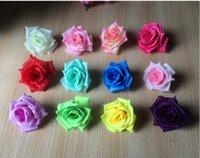 Wholesale 3inch Wedding bouquet single flower DIY arched door flower for wedding decorate
