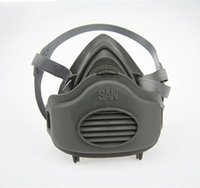 Wholesale mask main body half mask dust respirator accessories