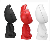 Wholesale New arrival Pill Dude Holder Stand For Bluetooth Pill Speaker Black White Red Colors with