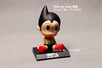 astro doll - Boxes of genuine Astro boy iron objects wrist shook his head doll Car furnishing articles car accessories