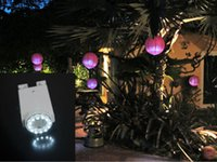 Wholesale Free Shpping pieces battery operated remote controlled LED Paper lantern lights Chinese for New Year paper lantern