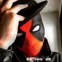 Wholesale 2016 New US Deadpool Masks JLA Balaclava Halloween Cosplay Costume X men Hats Headwear Arrow Deathstroke Rib Fabrics Full Face Mask