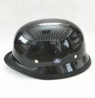 Wholesale Motorcycle helmet helmet helmet and electric plating AHP Halley German Stahlhelm Prince Halley half