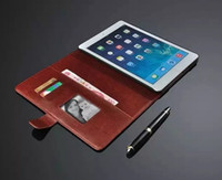 air china office - Office Case For Apple Ipad Air Ipad Case Wallet Cover Colorful Flip Leather Case For Apple Ipad Air Ipad5