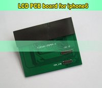 display board - Tester PCB Board For iPhone plus G s S C LCD Display Digitizer Touch Screen iphone6 Testing Flex Cable A Small Plate