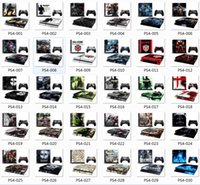 Wholesale Factory Low Price Skin Sticker For Playstation PS4 Console and Controller Various Patterns For Your Choice