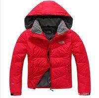 Wholesale 2015 women s winter cotton jacket hat outdoor outwear hooded parka duck down jacket women feather coat