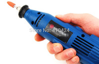 Wholesale Speed adjustable electric grinding machine Mini grinder carving tools W