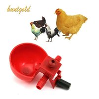 automatic poultry feeder - Poultry Chicken Duck Coop Feeder Automatic Water Drinking Cup Bowl Fowl Drinker