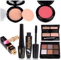 authentic makeup - Authentic Korean Makeup Set SevenCombinations Color Lipstick Four color Eyebrow Powder Shadow Color color Eye Shadow