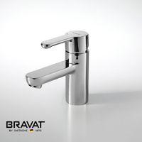 Wholesale Basin Faucet Classic design faucet Economic single handle brass body washing spout chrome plated basin faucet
