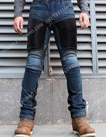 Wholesale Komine pk719 summer net fabric asbeston casual automobile race pants jeans man jeans