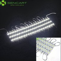 Wholesale 20PCS LED Module RGB White warm white Red Green Blue Yellow waterproof decorative lights