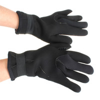 Wholesale High Quality mm Neoprene Scuba Diving Snorkeling Surfing Spearfishing Water Sport Warm Glove Black Size S M L
