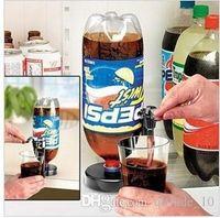 Wholesale Fashion New Hot Sale Soda Saver coke cola drinks Dispenser Bottle Drinking Water Dispense Machine Drinkware LJJD1671