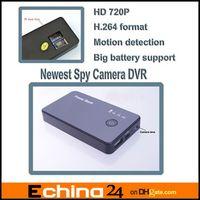 Wholesale 3000MAH Motion Detection DVR Power Bank P Spy Camera Hidden Camcorder DV