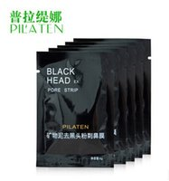 face mask - 10 PILATEN Face Care Facial Minerals Conk Nose Blackhead Remover Mask Pore Cleanser Deep Cleansing Black Head EX Pore Strip