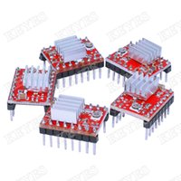 Wholesale A4988 Stepper Motor Driver Heatsink For D Printer Reprap RAMPS1 for arduino