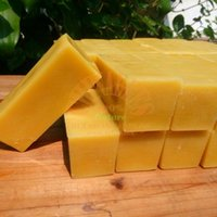 Wholesale 100 Natural Beeswax bars oz each Filtered Organic Pure Yellow Bees wax Cosmetic Grade