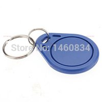 Wholesale UID Changeable Card Keyfobs RFID MHz ISO14443A Block sector zero writable Support Libnfc Tool Copy Clone MF1 K S50