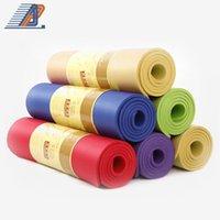 Wholesale 2016 Hot Sell NBR yoga mat thickened slip Natural Rubber Yoga Mat Carpet fitness mat mm