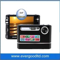 battery record player - Fashion mage pixel digital camera with inch TFT LCD MP3 player still photos video record DC NV3